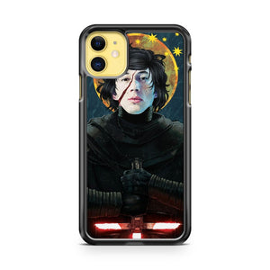 Daydreaming Kylo Ren Star Wars iPhone 11 Case Cover | Overkill Inc.