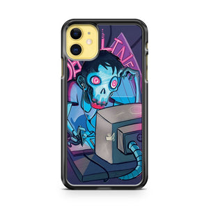 Deadline iPhone 11 Case Cover | Overkill Inc.