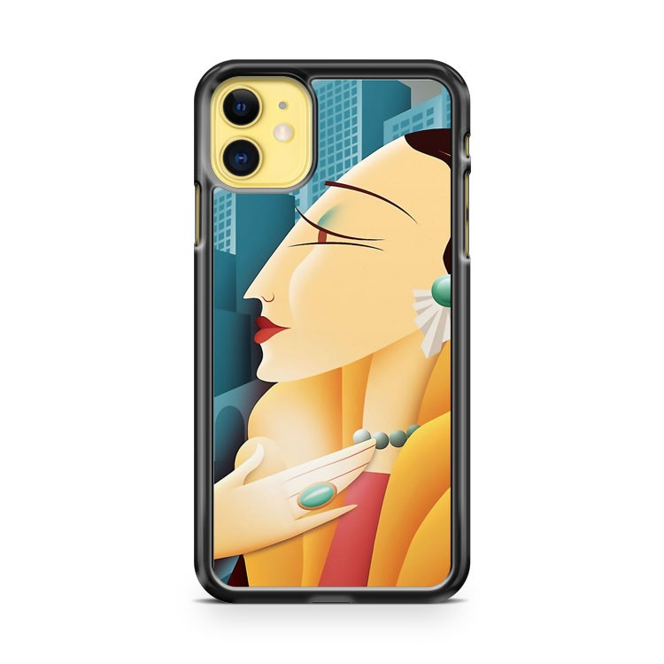 Deco iPhone 11 Case Cover | Overkill Inc.