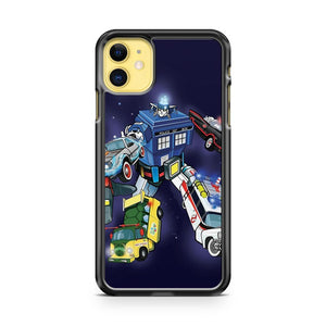 Defender Of The Nerd Verse iPhone 11 Case Cover | Overkill Inc.