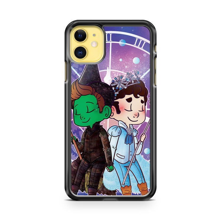 Defying Gravity 2 iPhone 11 Case Cover | Overkill Inc.
