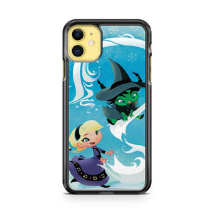 Defying Gravity And Letting Go iPhone 11 Case Cover | Overkill Inc.