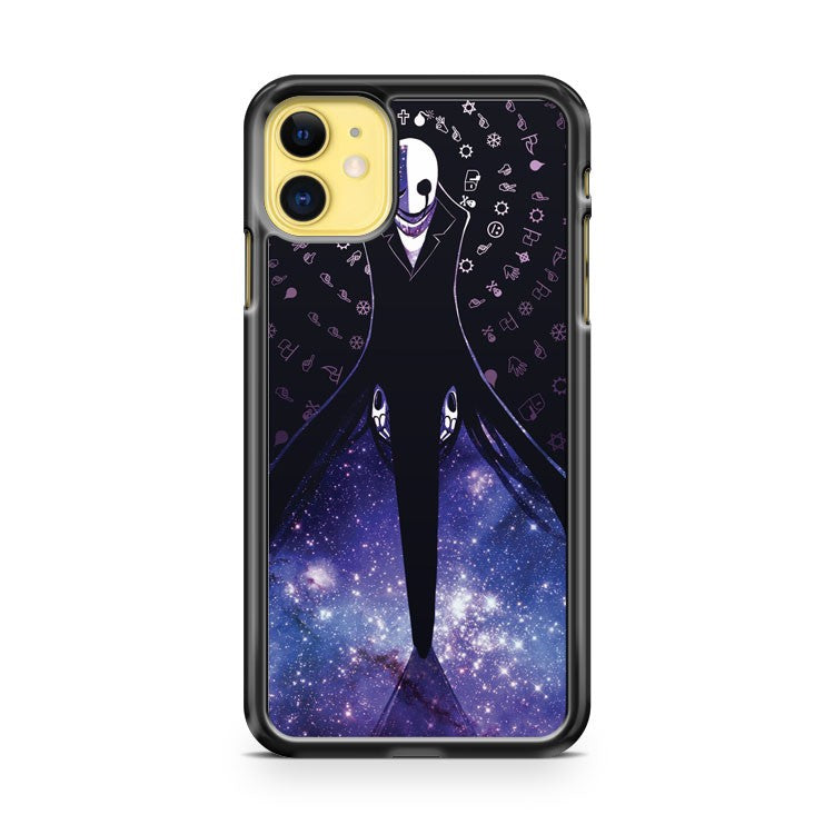 Gaster Universe Undertale iPhone 11 Case Cover