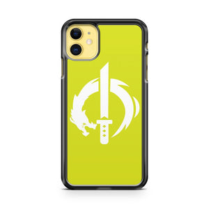 Genji Sword iPhone 11 Case Cover