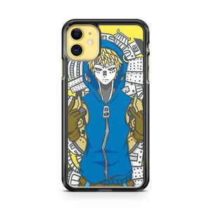 Genos One Punch Man Anime iPhone 11 Case Cover