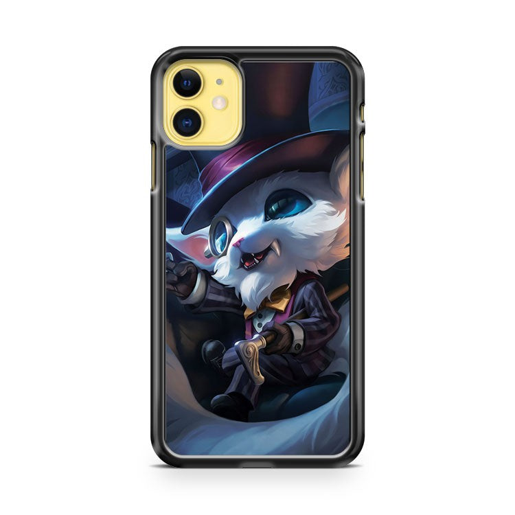 Gentleman Gnar League Of Legends iPhone 11 Case Cover