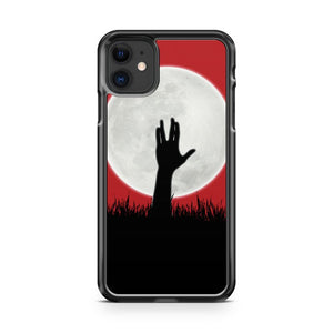 Zombie Spock iPhone 11 Case Cover