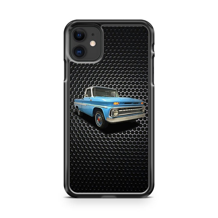 1965 Chevy C 10 The Legend Classic Car American Truck iPhone 11 Case Cover | Overkill Inc.