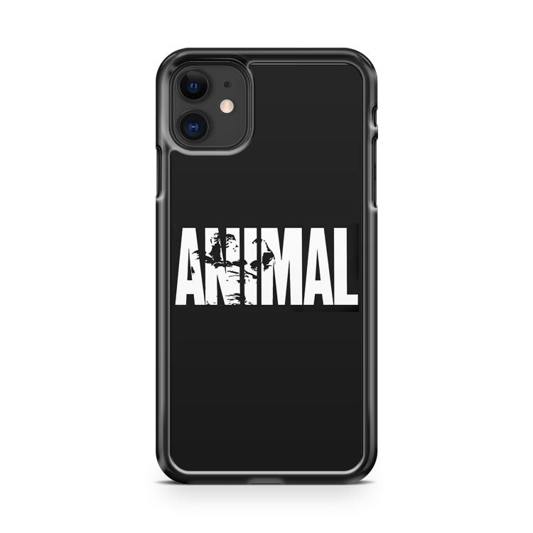 2019 Animal Fitness Gym Muscle Bodybuilding iPhone 11 Case Cover | Overkill Inc.