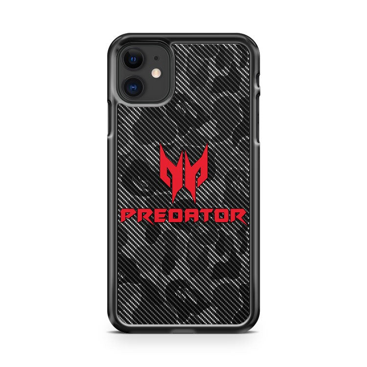 Acer Predator Laptop And Computer Gaming Brand Bape Camo iPhone 11 Case Cover | Overkill Inc.