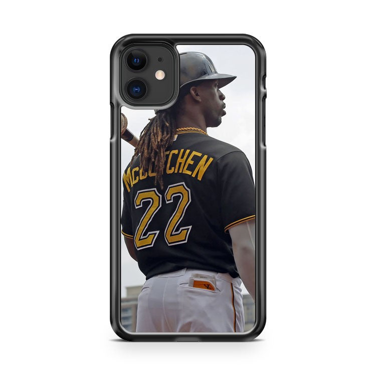 Andrew Mccutchen Pittsburgh Pirates iPhone 11 Case Cover | Overkill Inc.
