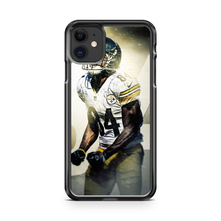 Antonio Brown Steelers iPhone 11 Case Cover | Overkill Inc.