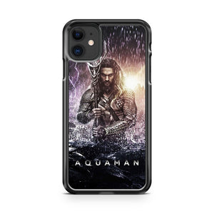 Aquaman Justice League 2 iPhone 11 Case Cover | Overkill Inc.