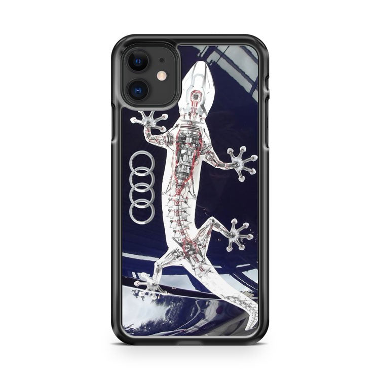 Audi Gecko iPhone 11 Case Cover | Overkill Inc.