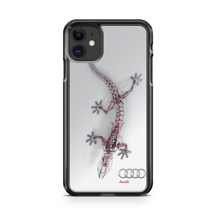 Audi Gecko 3 iPhone 11 Case Cover | Overkill Inc.