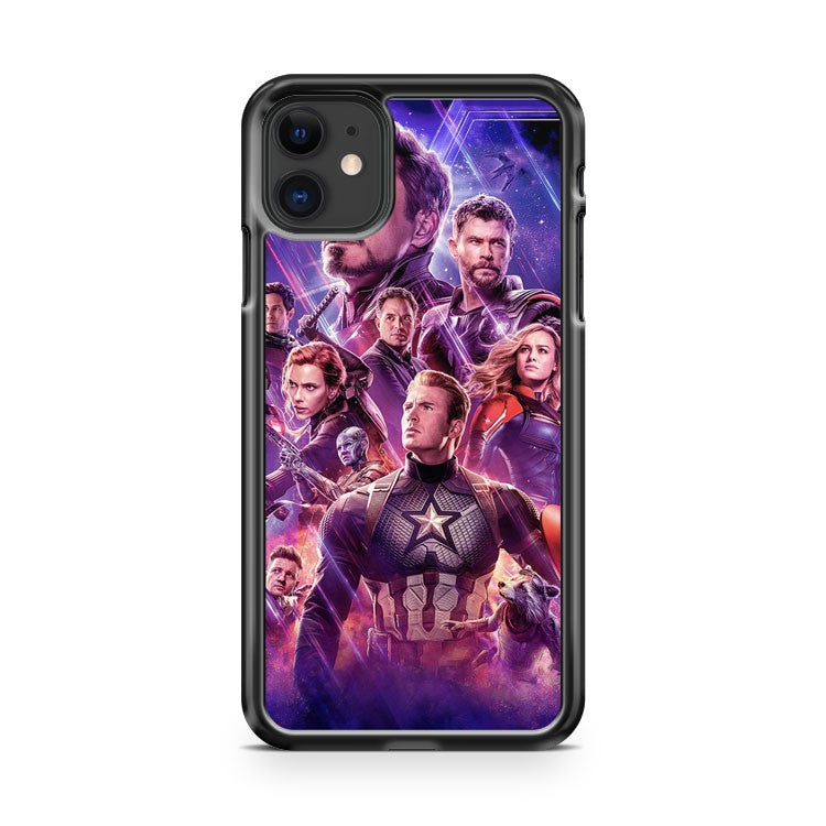 Avengers Endgame 5 iPhone 11 Case Cover | Overkill Inc.