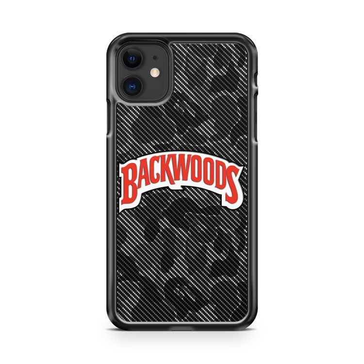 Backwoods Bape Camo Carbon iPhone 11 Case Cover | Overkill Inc.