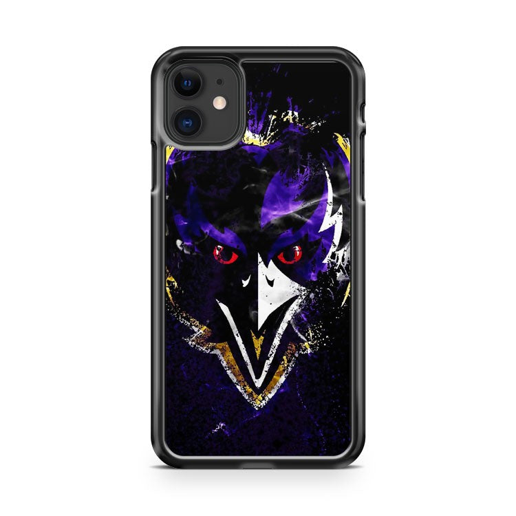 Baltimore Ravens iPhone 11 Case Cover | Overkill Inc.