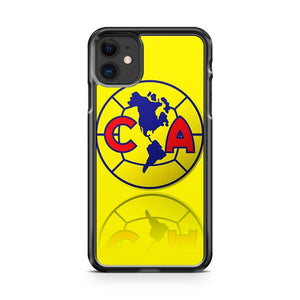 Club America 5 iPhone 11 Case Cover | Overkill Inc.