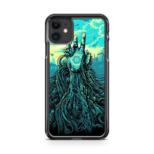 Cognizance Inceptum A Day To Remember iPhone 11 Case Cover | Overkill Inc.