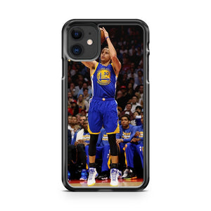 Golden State Warriors Stephen Curry iPhone 11 Case Cover