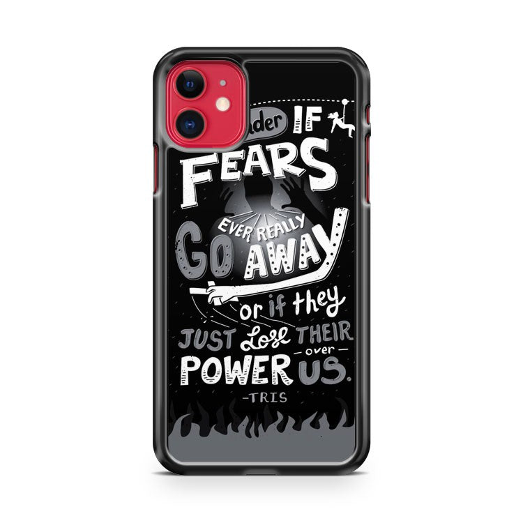 After The War Divergent iPhone 11 Case Cover | Overkill Inc.