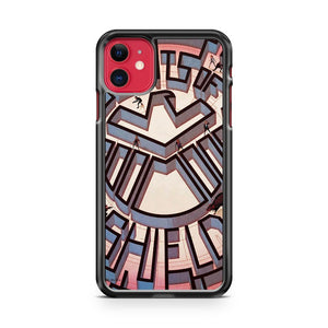 Agents Of Shield Turn Turn Turn iPhone 11 Case Cover | Overkill Inc.