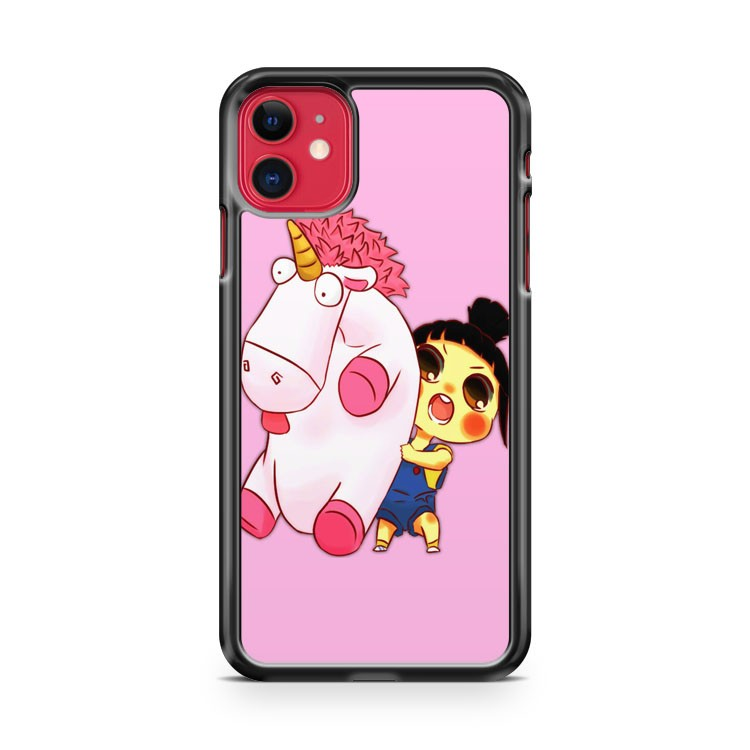 Agnes It s So Fluffy I M Gonna Die iPhone 11 Case Cover | Overkill Inc.