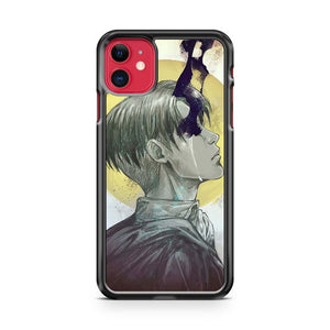 Attack On Titan Levi X Reader iPhone 11 Case Cover | Overkill Inc.