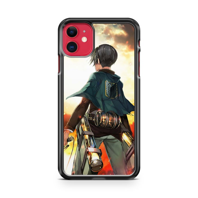 Attack On Titan Shingeki No Kyojin Scouting Legion iPhone 11 Case Cover | Overkill Inc.