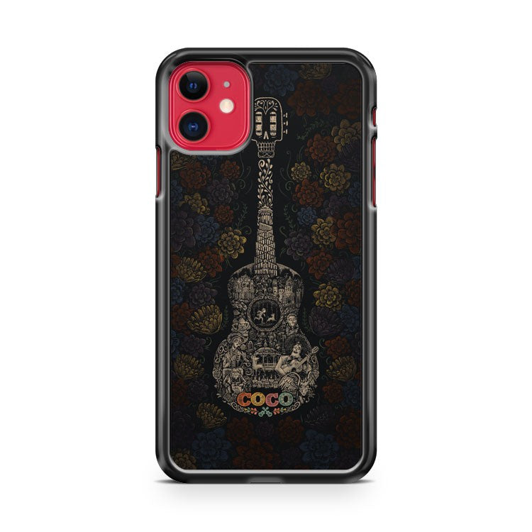 Coco Guitar Pixar iPhone 11 Case Cover | Overkill Inc.
