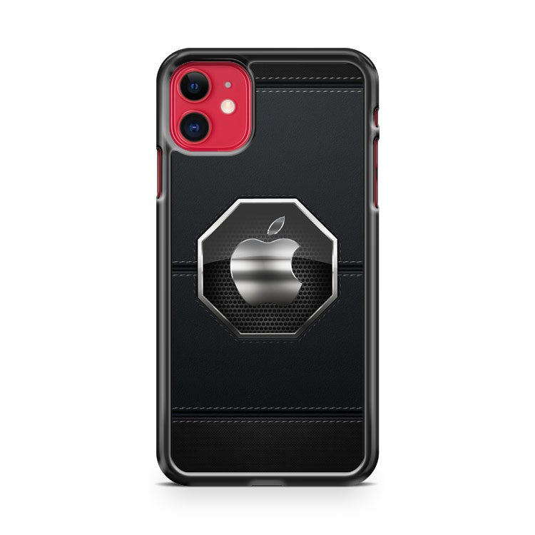 Cool Apple Logo iPhone 11 Case Cover | Overkill Inc.