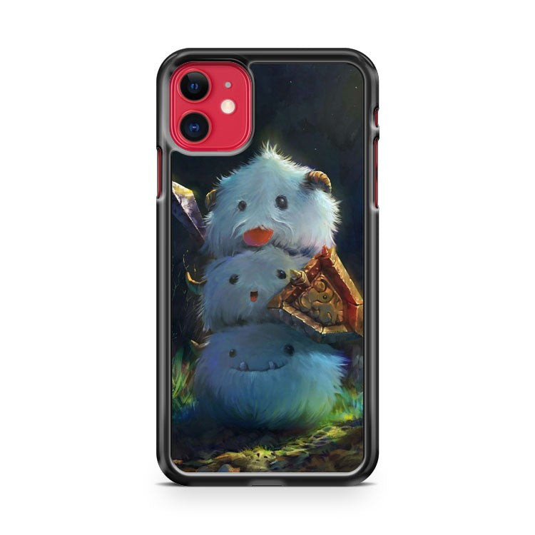 Cute Creature League Of Legends iPhone 11 Case Cover | Overkill Inc.