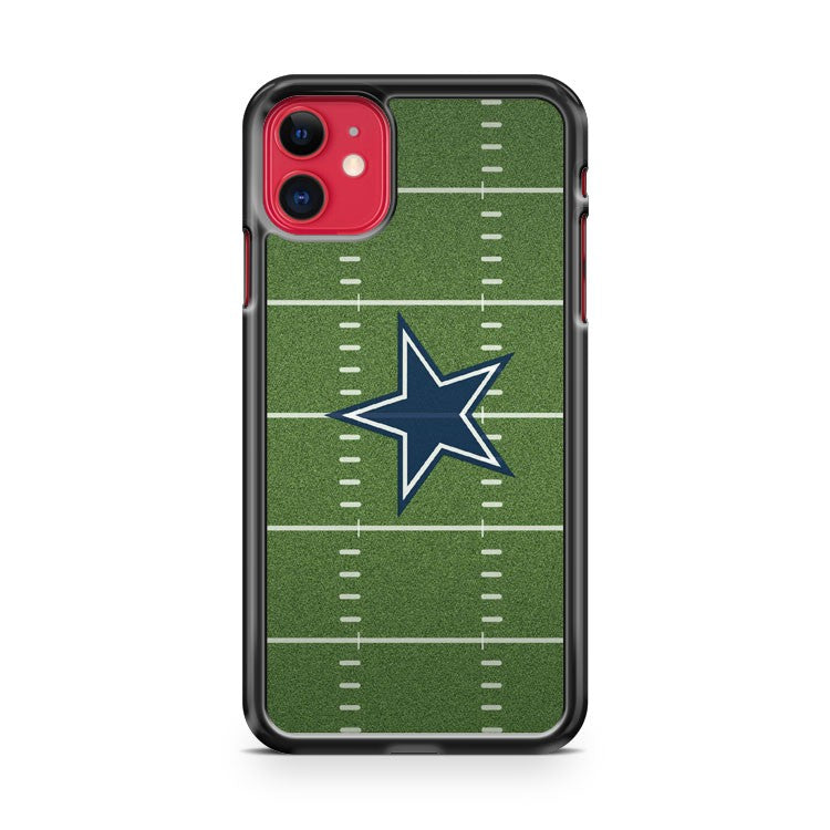 Dallas Cowboy Football Field iPhone 11 Case Cover | Overkill Inc.