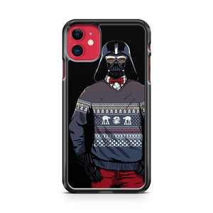 Darth Vader Christmas iPhone 11 Case Cover | Overkill Inc.