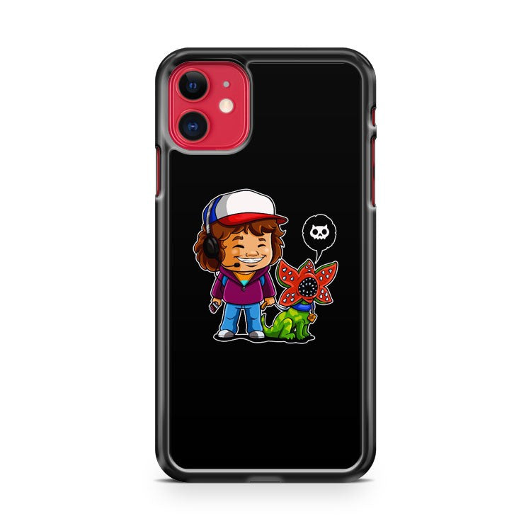 Demo Dogos Stranger Things iPhone 11 Case Cover | Overkill Inc.