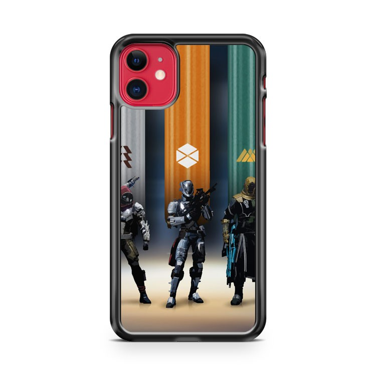Destiny Hunter iPhone 11 Case Cover | Overkill Inc.