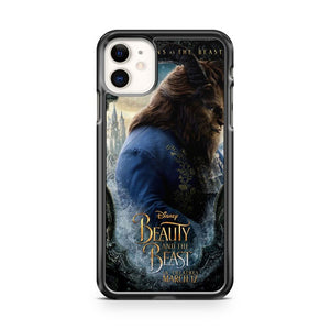 2017 Beauty And The Beast Disney Movie iPhone 11 Case Cover | Overkill Inc.
