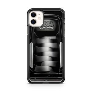 2017 Ford Mustang 32V Tivct Engine iPhone 11 Case Cover | Overkill Inc.