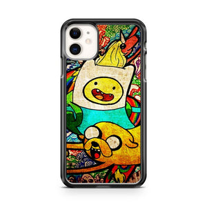 Adventure Time Finn And Jake iPhone 11 Case Cover | Overkill Inc.