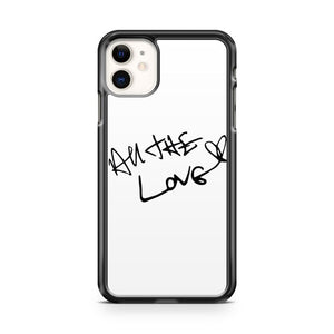 All The Love Harry Styles iPhone 11 Case Cover | Overkill Inc.