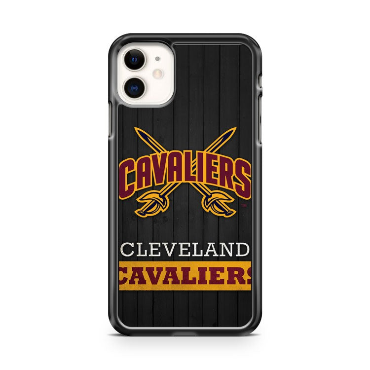 Cleveland Cavaliers iPhone 11 Case Cover | Overkill Inc.