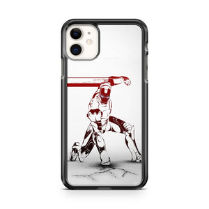 Comics Iron Man Marvel Design iPhone 11 Case Cover | Overkill Inc.
