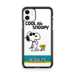 Cool Like Snoopy iPhone 11 Case Cover | Overkill Inc.