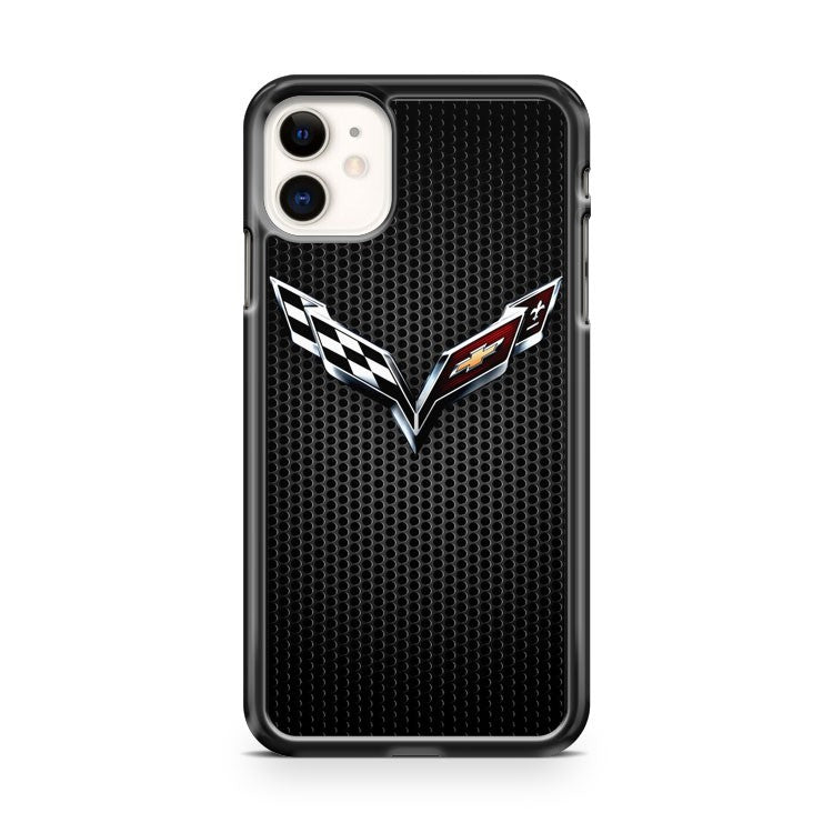 Corvette Logo iPhone 11 Case Cover | Overkill Inc.