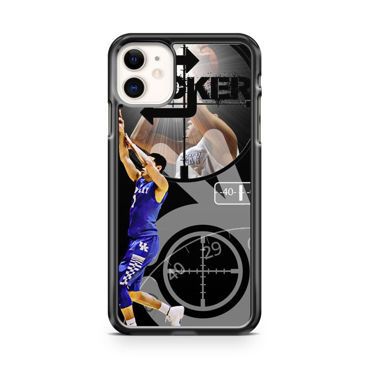 Devin Booker Beautiful Jump iPhone 11 Case Cover