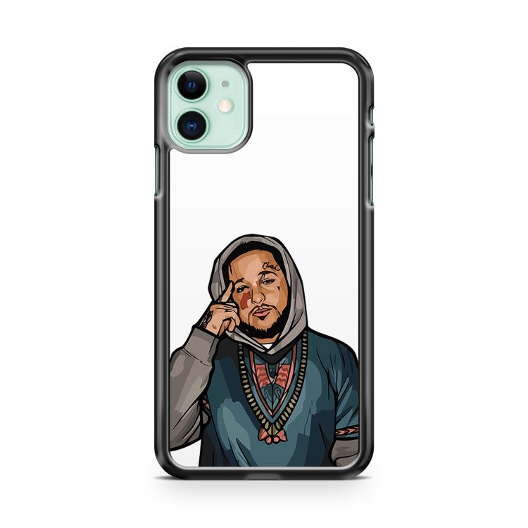 Asap Yams 2 iPhone 11 Case Cover | Overkill Inc.