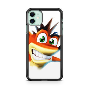 Crash Bandicoot Crash Video Games iPhone 11 Case Cover | Overkill Inc.