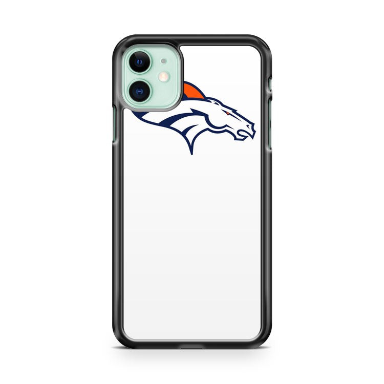 Denver Broncos Logo 2 iPhone 11 Case Cover | Overkill Inc.