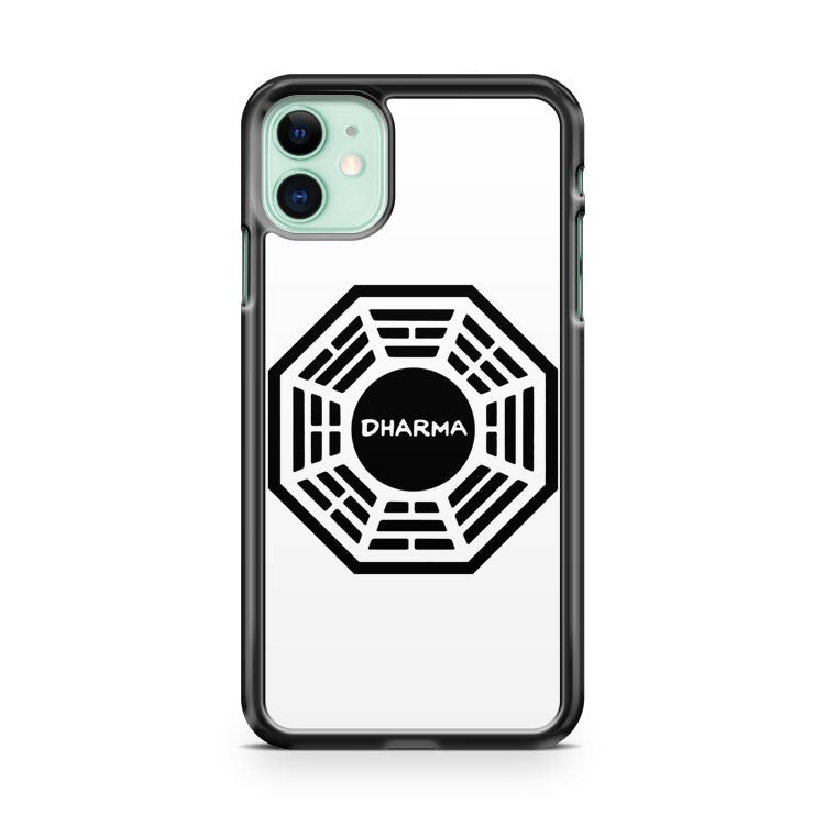 Dharma Initiative Logo iPhone 11 Case Cover